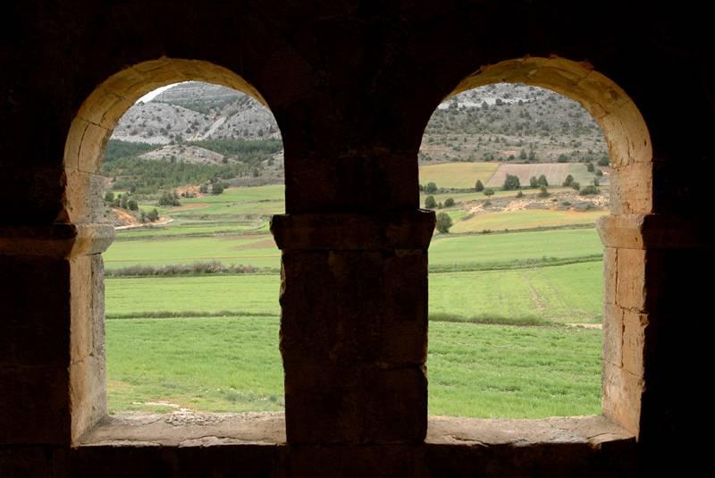 From the porticoe of Santa Cecilia - X-XII century