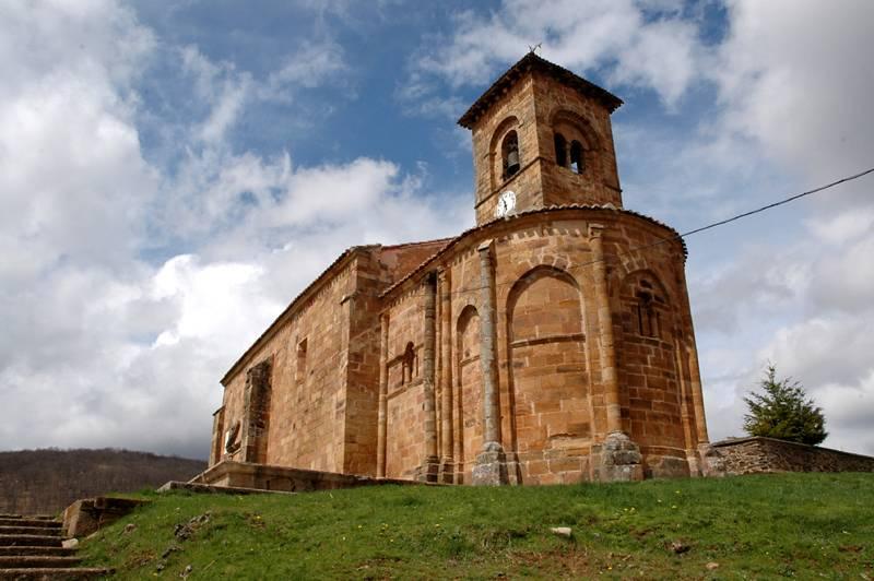 Romanesque church - Riocavado