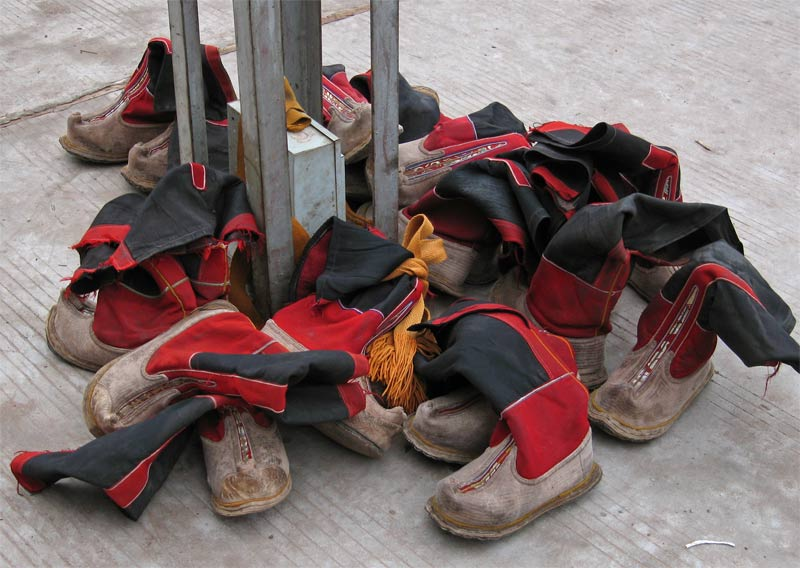 Monks boots