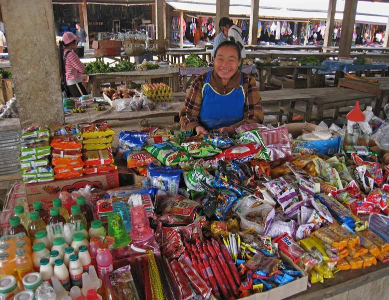 Muang Long market