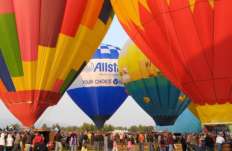 Reno Balloons 2007
