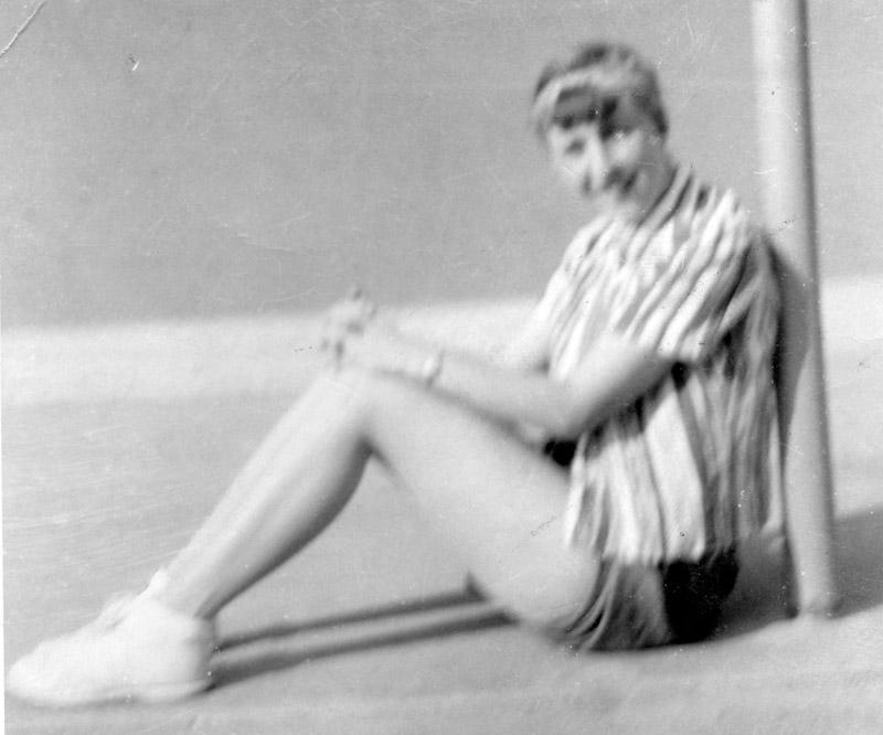 Mary Ann Taylor