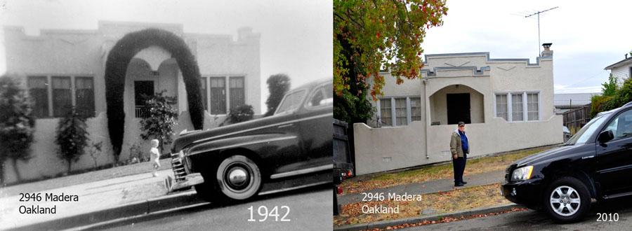 Oakland 1942 & 2010