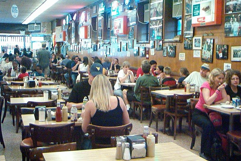zicht restaurant Katz