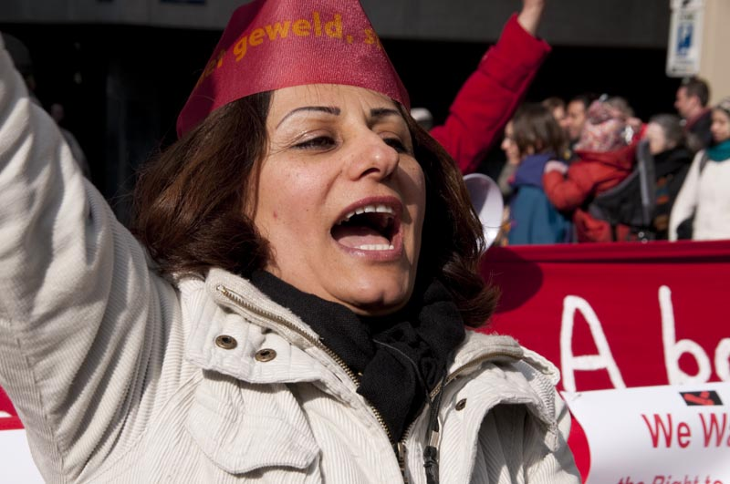 _DSC2925 solidarity with Iranian women