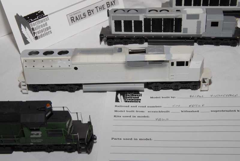 Brian Rutherford Model