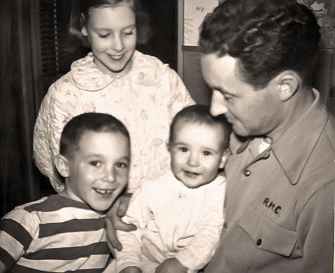 Betsy Tom Bill & Dad