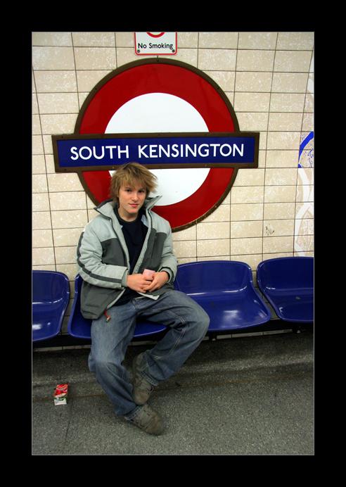South Kensington?