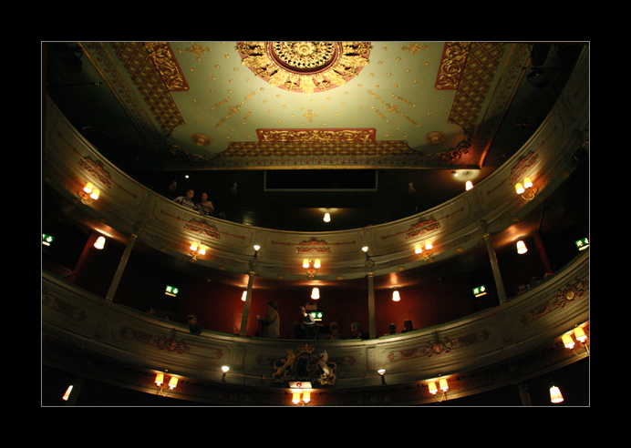 Old Vic Theater