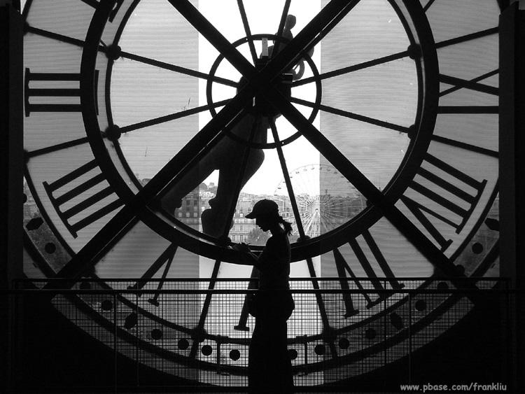 17:20, Orsay, Paris