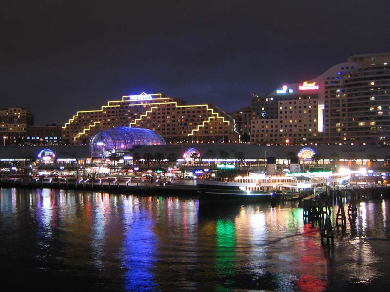 Darling Harbour hotels