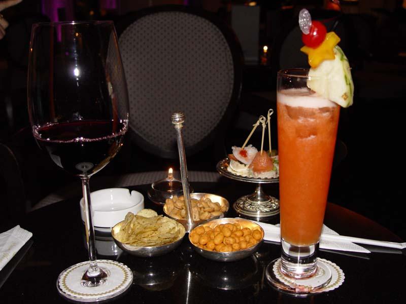Glaz Bar, Plaza Athenee