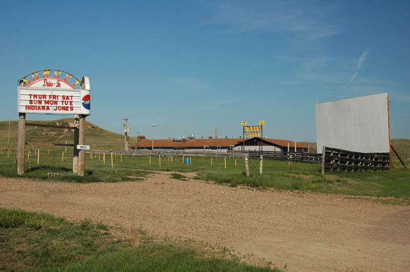 Sunset Drive-In Theater