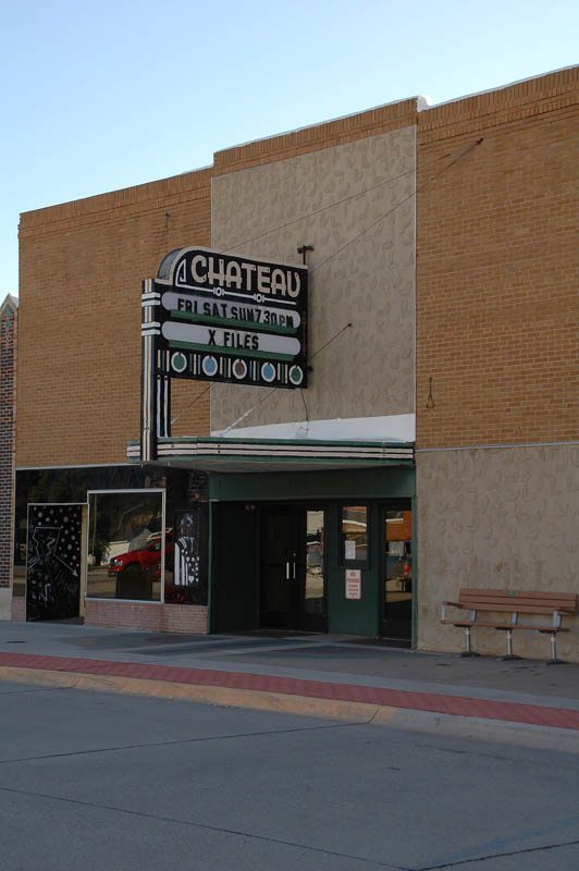 Chateau Theater.