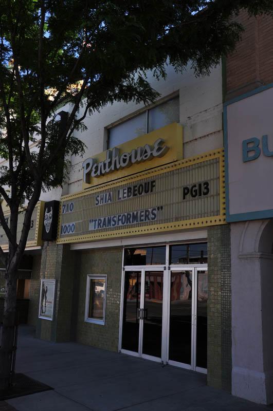 Penthouse Theatre.