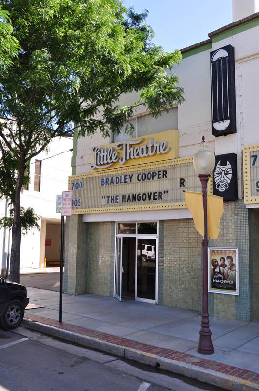 Little Theatre.