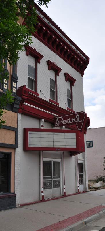 Pearl Theatre.
