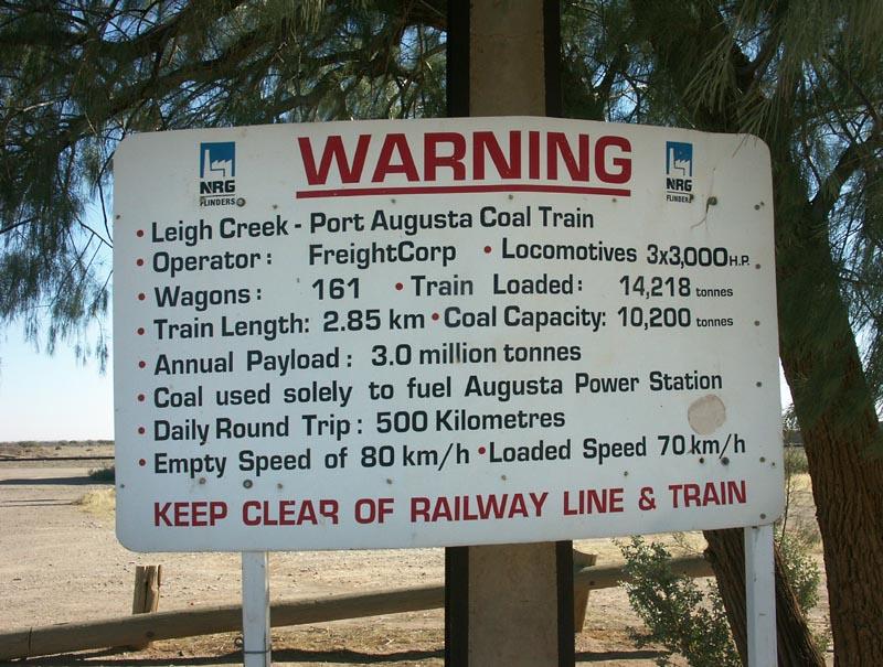 Train Warning