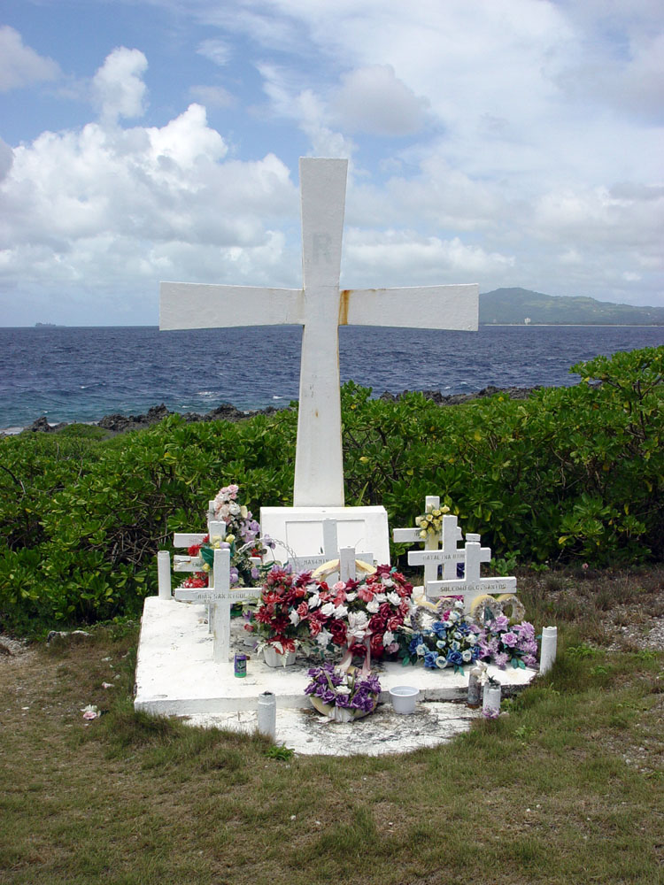 Fishermen Lost at Sea Memorial - Tinian