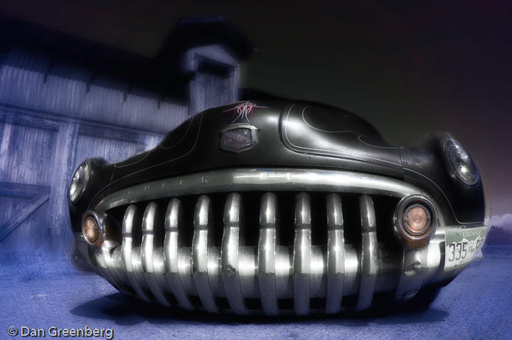Land Shark (1950 Buick)