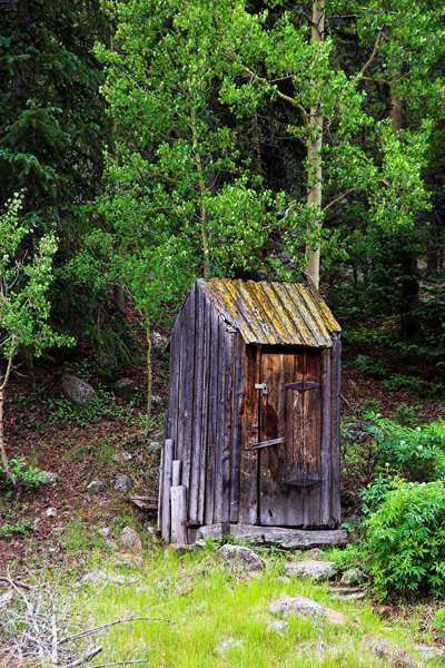 St Elmo Outhouse