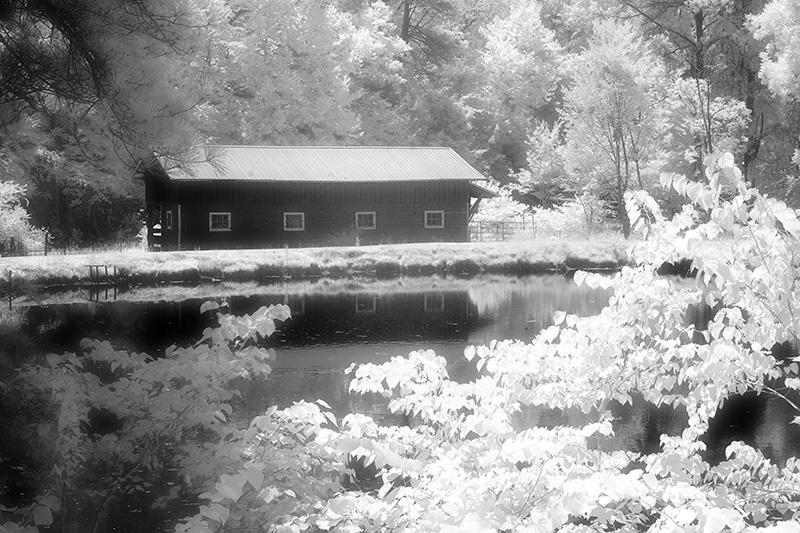 Barn and Lake/orton effect