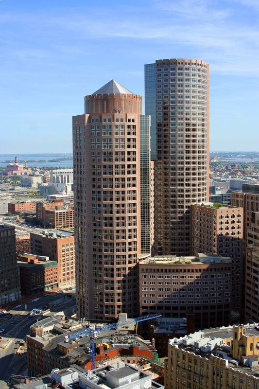 International Place, Boston