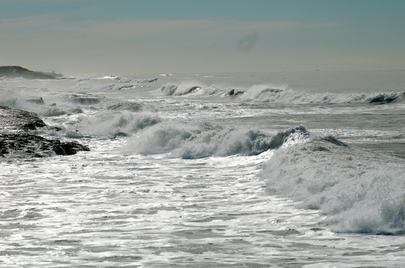 Frothy Waves