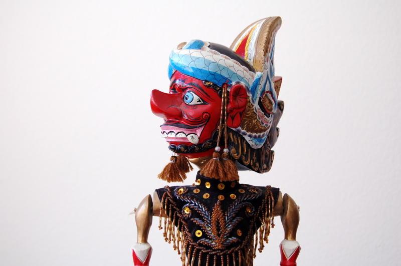 Wayang Golek Puppet -Dursasana