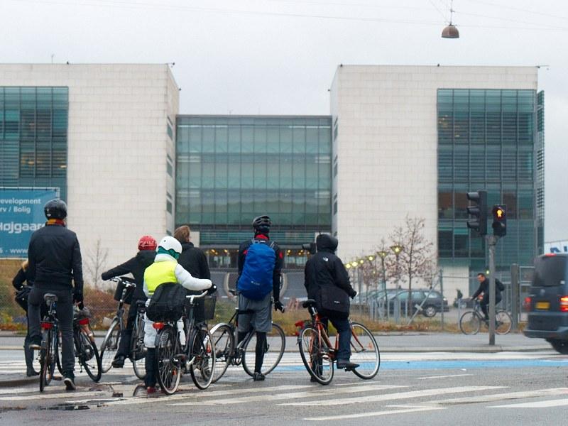 2010-11-18 Transport in Copenhagen