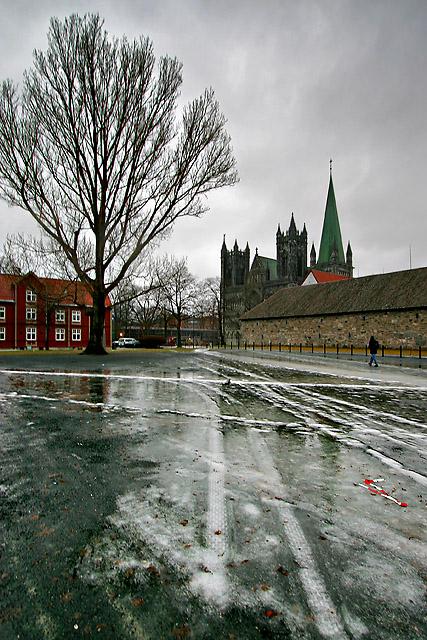 January rain