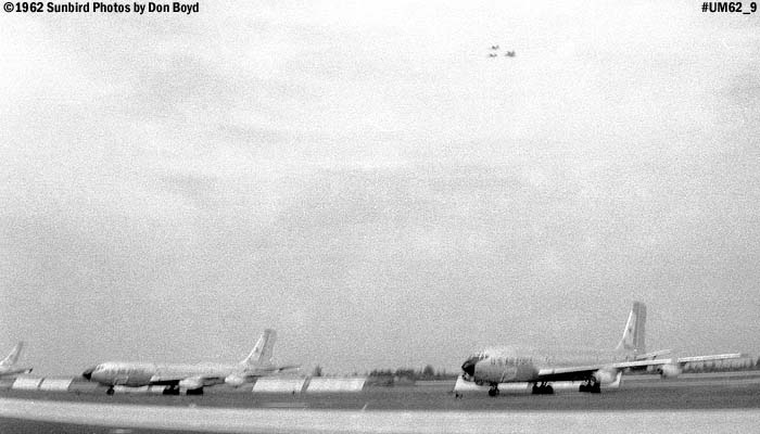 USAF KC-135s at the Homestead Air Force Base Open House in 1962 photo #UM62_9