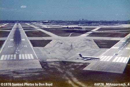 1976 - short final approach to runway 9-left at Miami International Airport photo #AP76_MIAapp_4