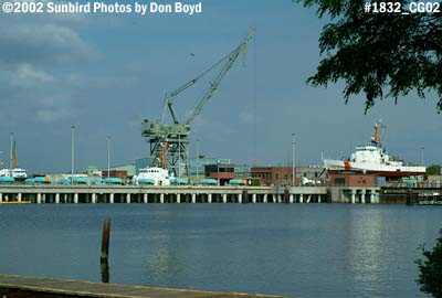 2002 - Coast Guard Yard photo #1832