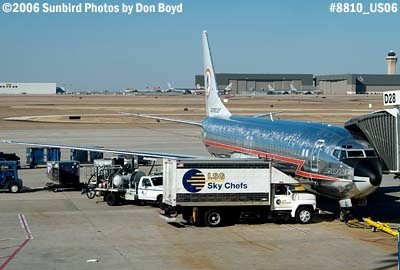 American Airlines B737-823 N951AA airline aviation stock photo #8810