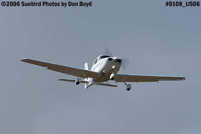 Boykie Leasing & Trading LLCs Cirrus SR20 N777YM private aviation stock photo #0108