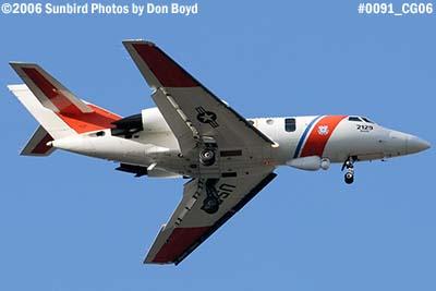 2006 - USCG HU-25 Falcon #2129 aviation stock photo #0091