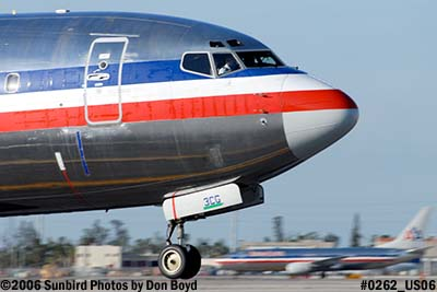 American Airlines B737-823 N952AA airline aviation stock photo #0262