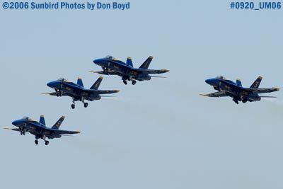 USN Blue Angels taking off from Opa-locka Airport military air show aviation stock photo #0920