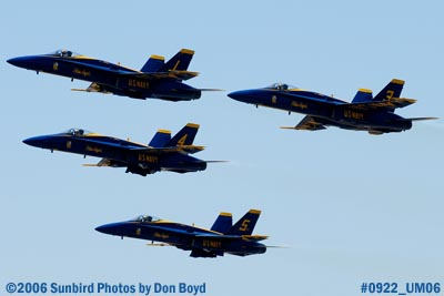 USN Blue Angels taking off from Opa-locka Airport military air show aviation stock photo #0922