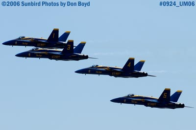 USN Blue Angels taking off from Opa-locka Airport military air show aviation stock photo #0924