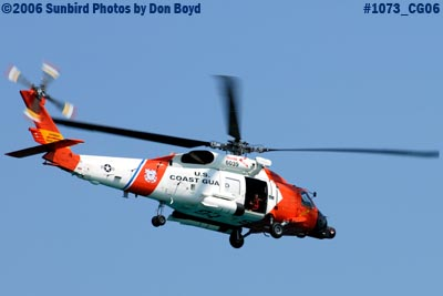 2006 - USCG HH-60J Jayhawk #6039 at 2006 Air & Sea practice show military air show aviation stock photo #1073
