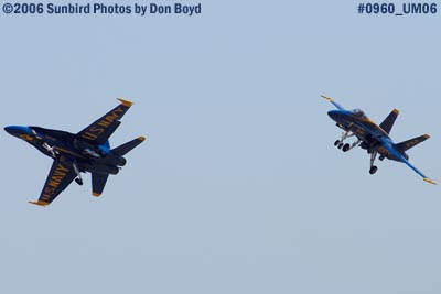 USN Blue Angels takeoff at Opa-locka Airport air show aviation stock photo #0960