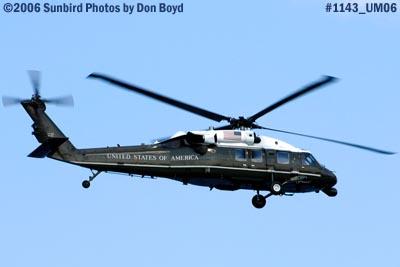 USMC VH-60N White Hawk #163265 military aviation stock photo #1143