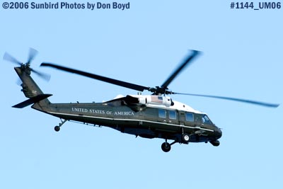 USMC VH-60N #163265 White Hawk military aviation stock photo #1144