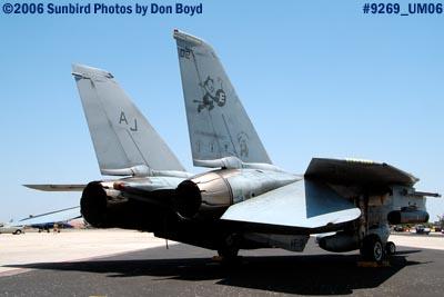 USN F-14 Tomcat military air show stock photo #9269