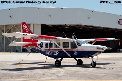 Civil Air Patrol (USAF Auxiliary) Gippsland GA-8 N611CP military aviation stock photo #9285
