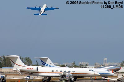 USMC Blue Angels C-130T Fat Albert (New Bert) #164763 takeoff aviation stock photo #1290