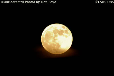 Full Moon over Miami stock photo #LS06_1695