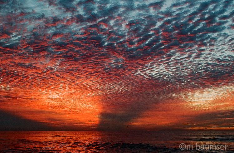 Textured Sunrise